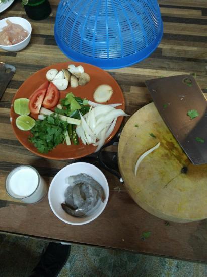 chiang mai cooking class soup