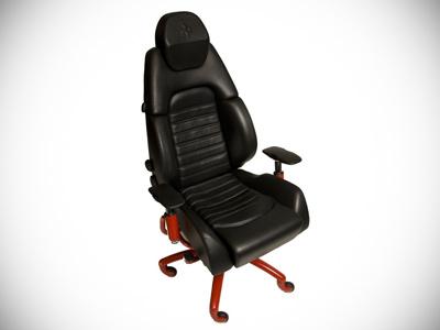 ferrari office chair double papasan frame only mewanty net