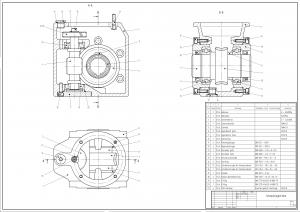 Machine Shop : Mechanical Drawings And Blueprints : Maine