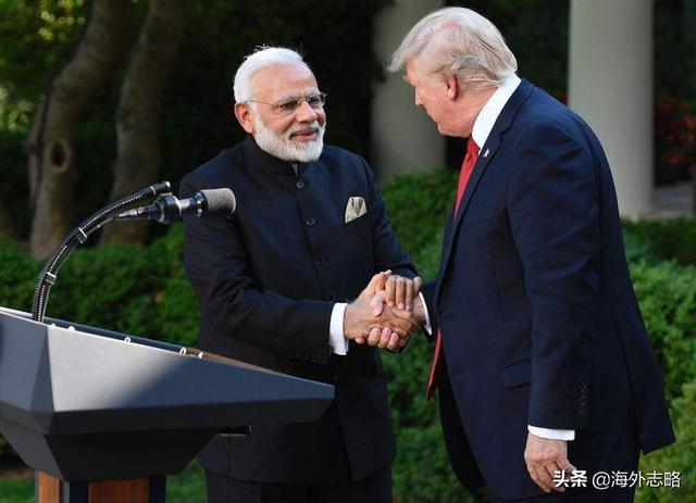 """美国努力激化中印矛盾?连续3次直接出手,鼓动印度对华""""脱钩"""""""