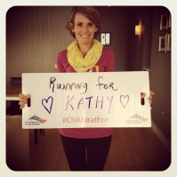 Running for Kathy