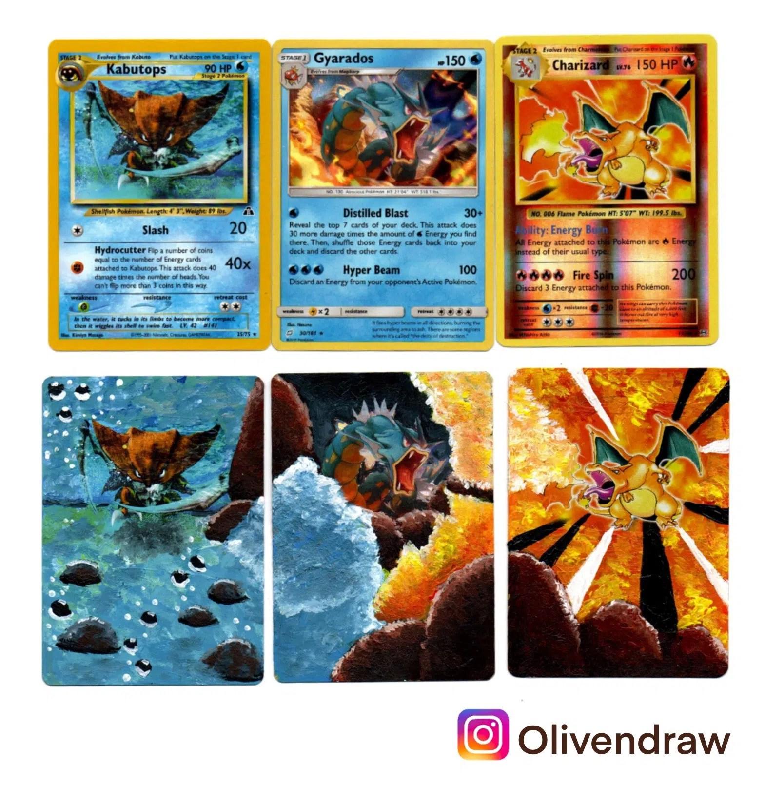 MEX2021 Workshop Pokemonkarten