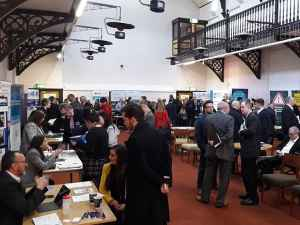 Main Hall Available for Business-Networking-Event