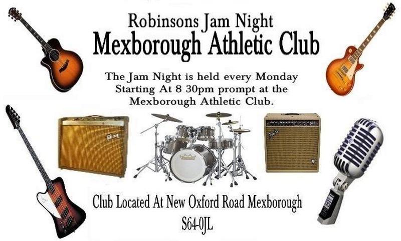 Monday Night is Jam Night