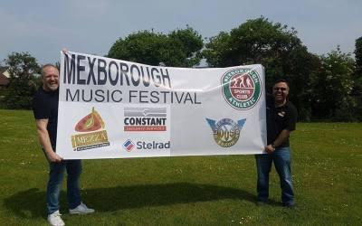 Mexborough Music Festival raises just shot of £1,800