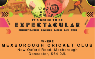 Women's Softball Cricket comes to Mexborough