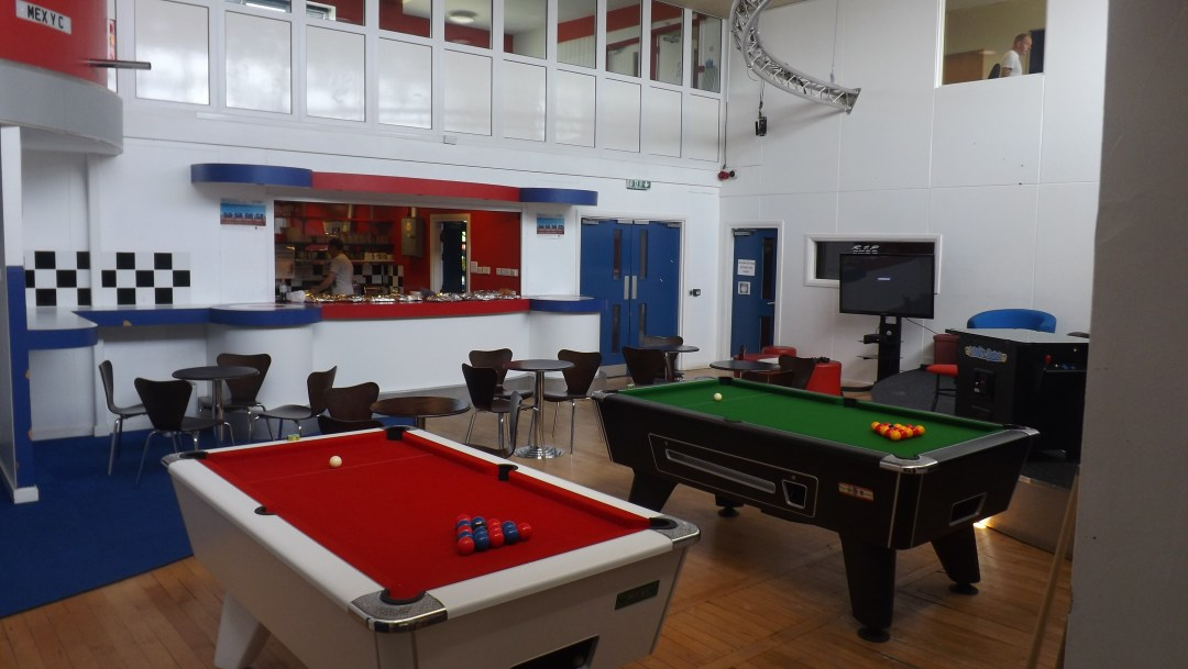 Mexborough Youth Club re-opens for business