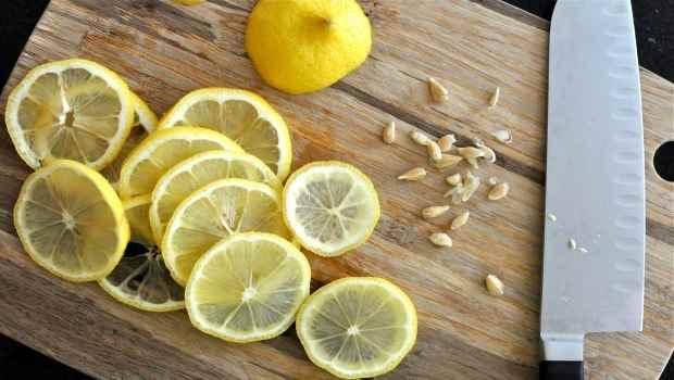 علاج السعال ببذور الليمون