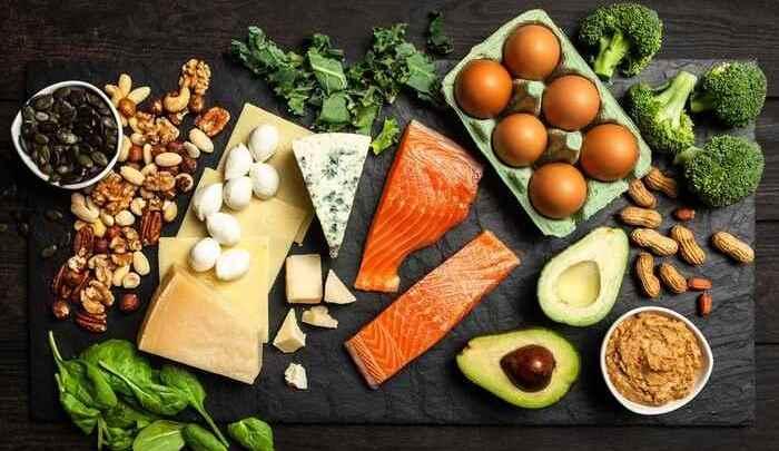 اكلات نظام الكيتو دايت في اسبوع