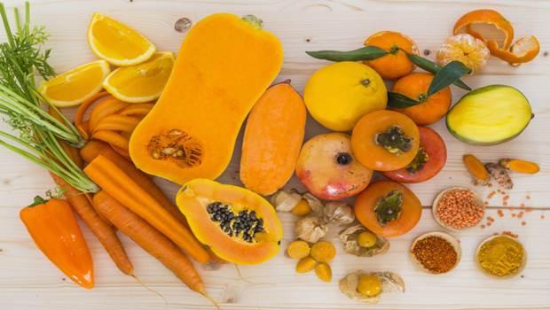 استهلاك المزيد من الأطعمة الغنية بمضادات الأكسدة
