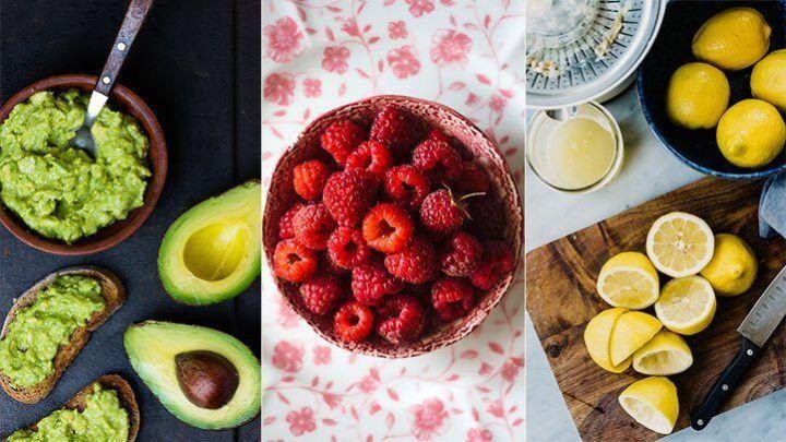 الفواكه المسموحة في الكيتو دايت
