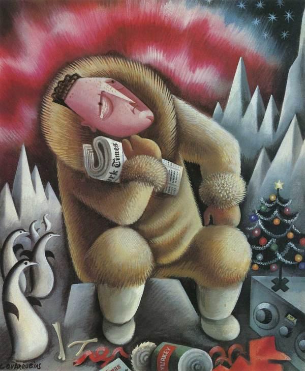 Miguel Covarrubias Paintings