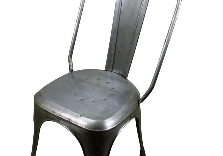 Rustic Metal Chairs