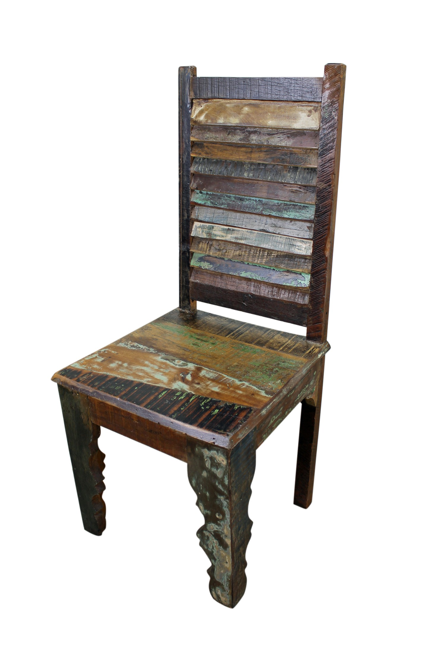 Rustic Dining Chairs Dining Furniture Distressed Home Decoration Ideas