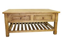 coffee table with gun drawer plans  woodworktips