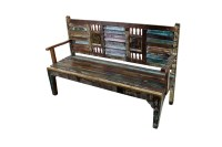 mexican bench | Mexican Rustic Furniture and Home Decor ...