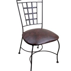 Southwest Dining Chairs Zero Gravity Reclining Outdoor Lounge Chair 2 Pack San Jose Iron Mexican Rustic Furniture And