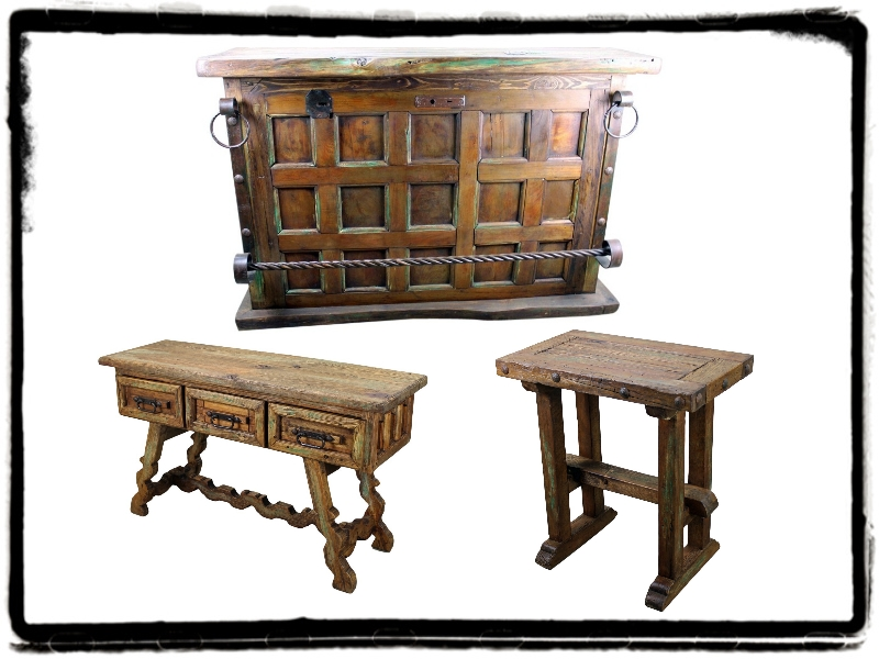 Mexican Furniture Mexican Rustic Furniture And Home