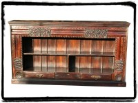 Old World Custom Carved Sideboard | Mexican Rustic ...