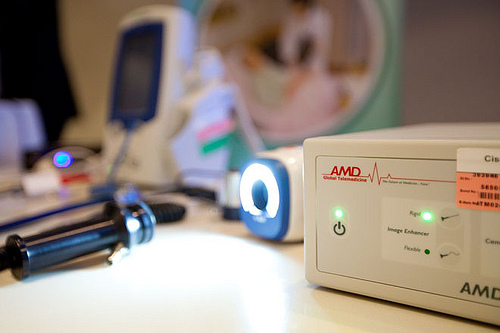 AMD medical devices & Cisco telehealth collaboration by Cisco Australia-NewZealand