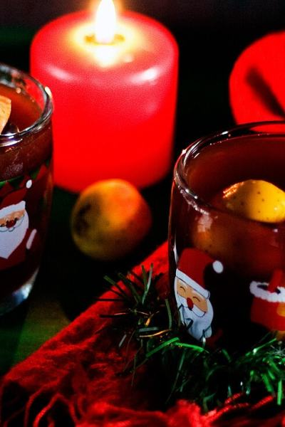 Mexican Christmas Punch or Ponche Navideño