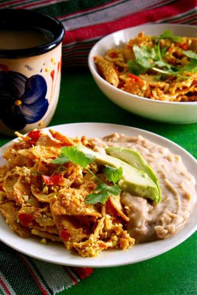 How to Make Vegan Migas