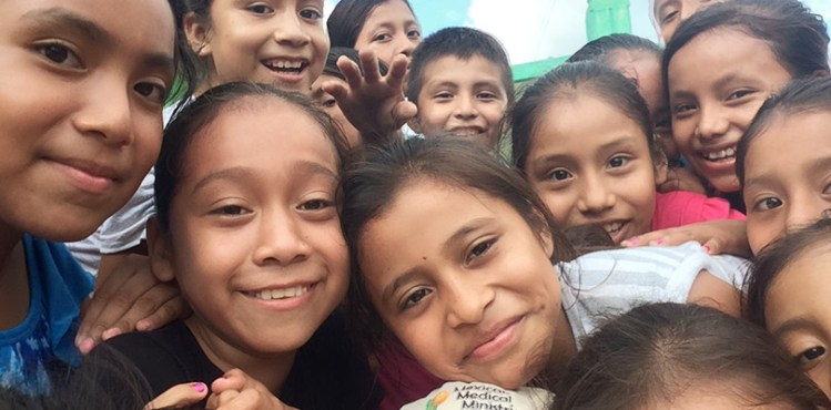 Sharing the Gospel in word and deed is part of the core of Mexican Medical Ministries.
