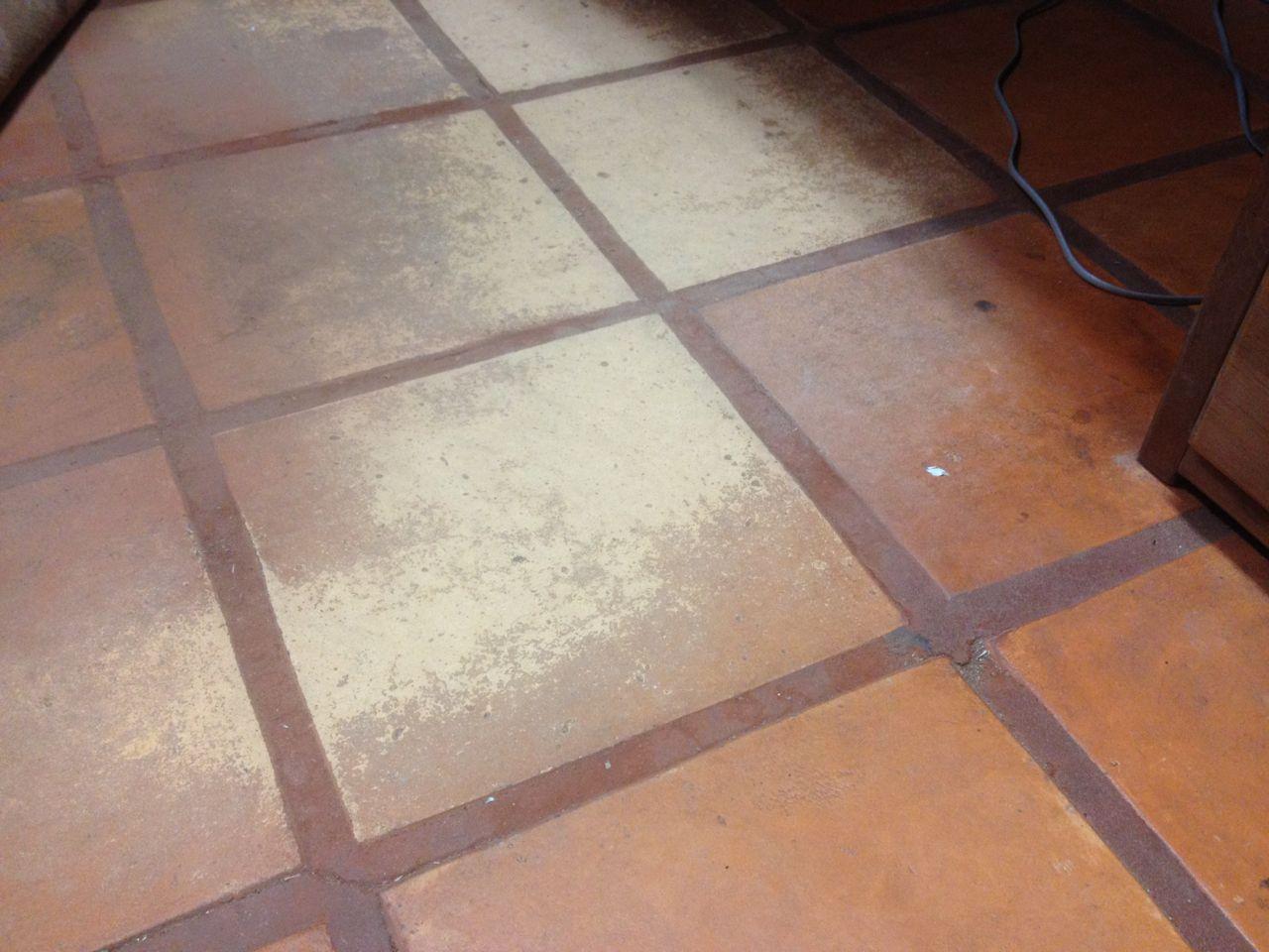 unfinished saltillo floor tiles