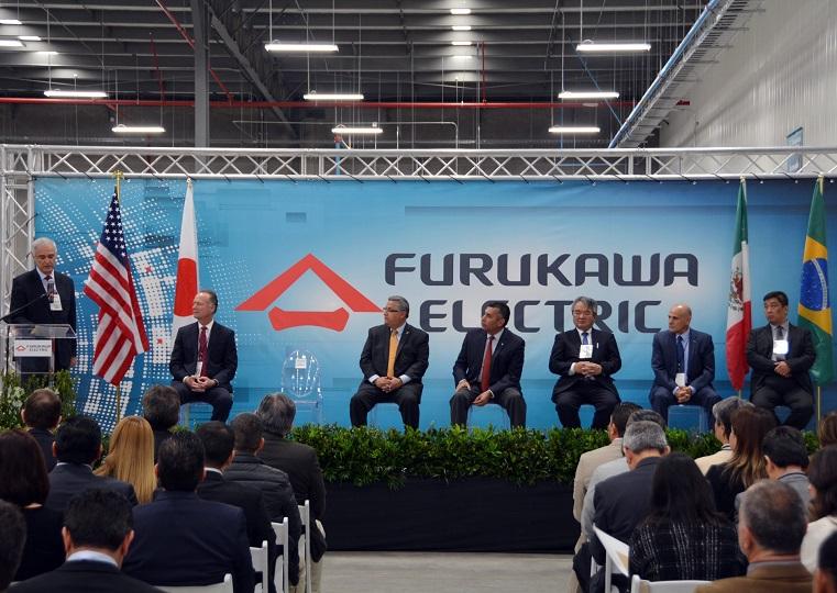 Furukawa Electrics telecom division opens US 45 million