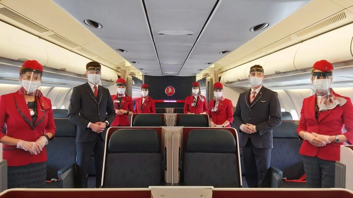 Turkish Airlines returns to Mexico - MEXICONOW