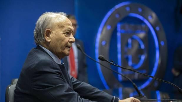Se está valorando solicitar la baja de 'Billy' Álvarez de la FMF ...