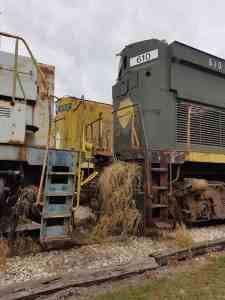 Merida Train Museum