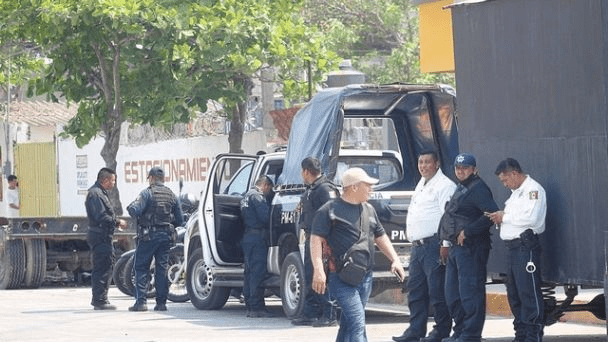 Complaints in Campeche for extortions from municipal police