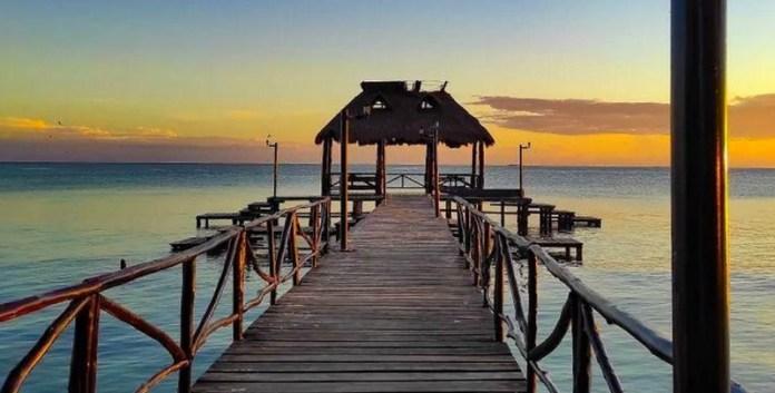 Ecotourism will detonate the development in Isla Aguada, Campeche