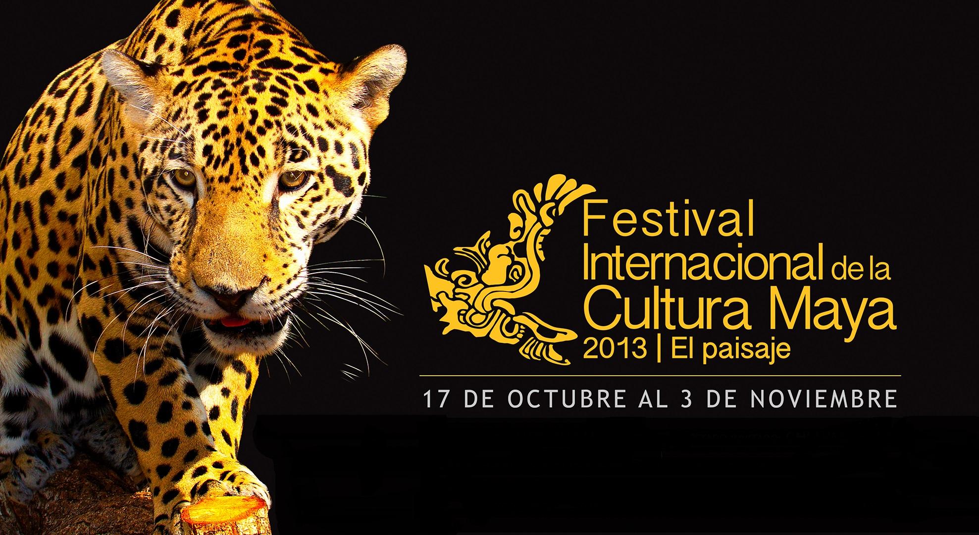 Festival Internacional De La Cultura Maya 2014