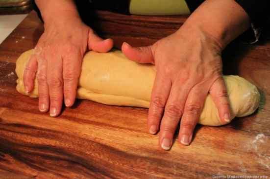 Receta de Rosca de Reyes