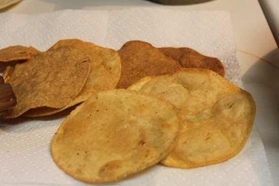Tostadas de Carne, deliciosas tortillas