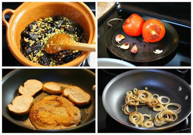 Mole Poblano recipe, an easy to follow detailed tutorial to make your own Mole sauce.