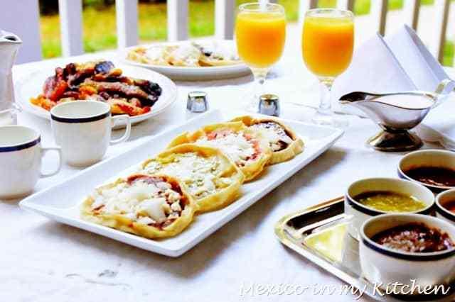 Picadas veracruz recipe veracruzana
