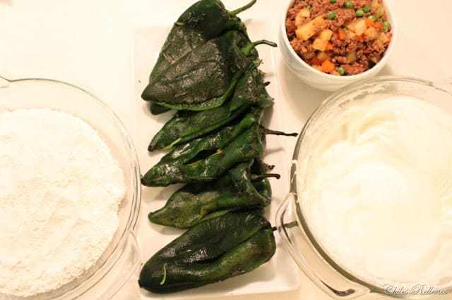 recipe  chiles rellenos