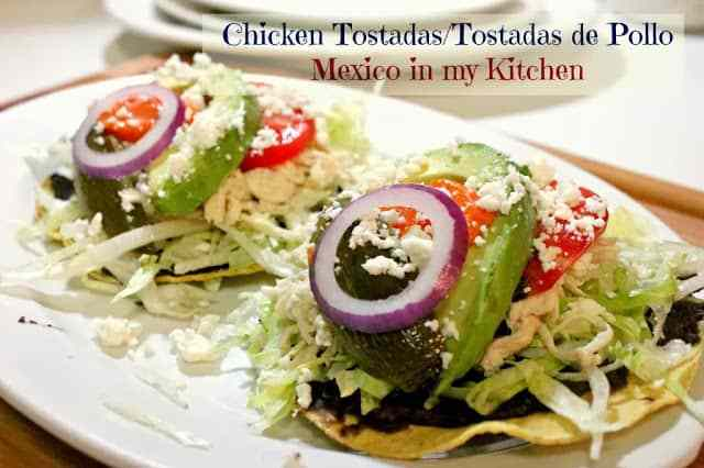 Chicken-Tostadas-recipe