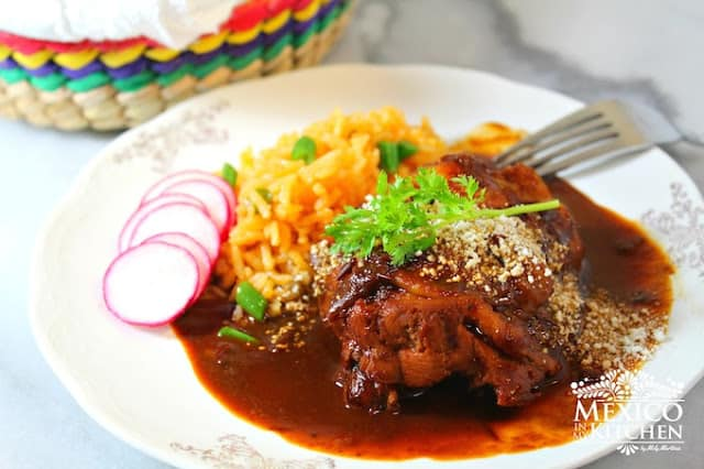 Easy-Mole-Sauce-with-Chicken