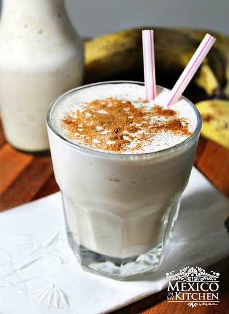 Banana easy smoothie