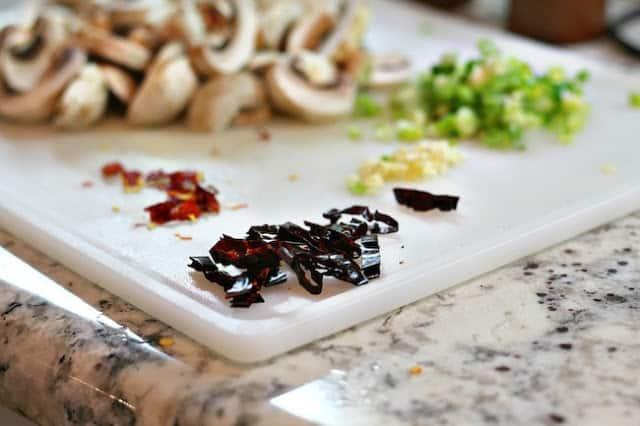 Sautéed mushroom easy recipe