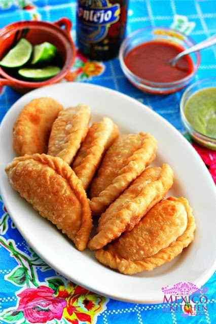 Crab empanadas recipe