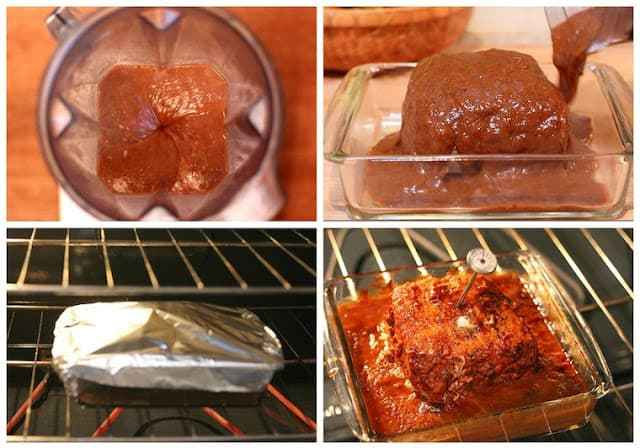 Pork Loin in Prune Sauce recipe