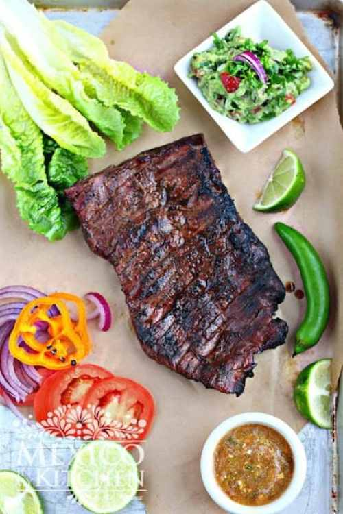 Recipe for Carne Asada | Carne Asada Meat | Authentic Mexican Recipes by Mexico in My Kitchen