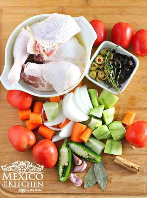 Olla Tapada an easy and versatile chicken recipe.