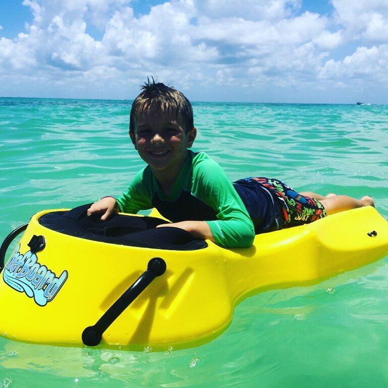 snorkel crystal board