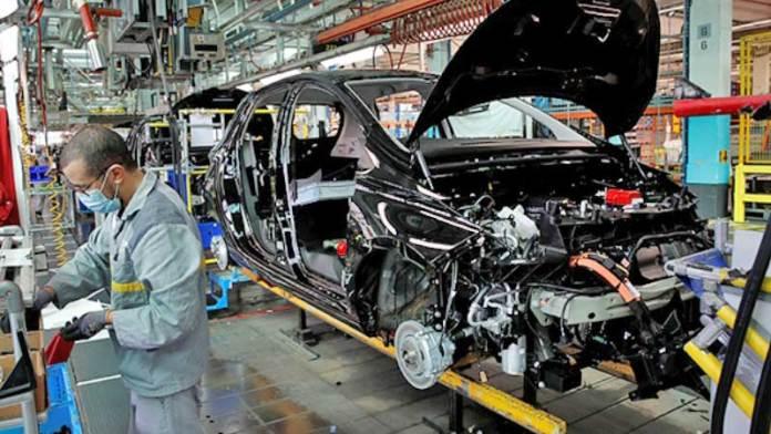 Industria automotriz cumple con los protocolos para operar